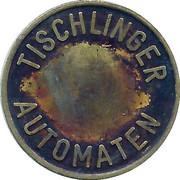 Token - Tischlinger Automaten – obverse