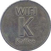 Token - Wifi K Kaffee – obverse
