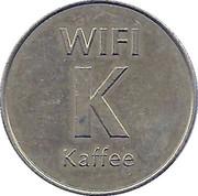 Token - Wifi K Kaffee – reverse