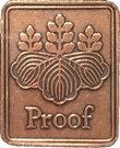 Proof Coin Set Token - Zaimusyo – obverse