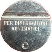 Token - Per distributori automatici (type 1) – reverse