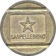 Token - Sanpellegrino – obverse