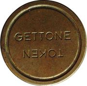 Token - Gettone – reverse