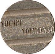 Token - Tumini Tommaso – obverse