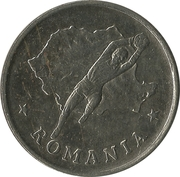 Token - FIFA World Cup 1990 (Romania) – obverse