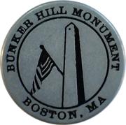 Token - The Freedom Trail Boston – obverse
