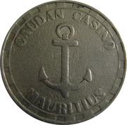 5 Rupees - Caudan Casino -  obverse