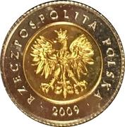 5 Złotych (Special Small Issue) – obverse