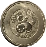 Token - Japanese-Chinese Friendship – reverse