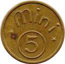 Token - Mini (5) – reverse