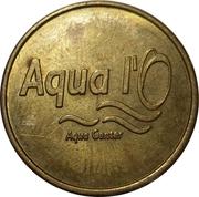 Token - Aqua center Aqua I'O – reverse