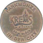 Parking Token - Krems – obverse