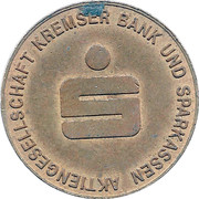 Parking Token - Krems – reverse