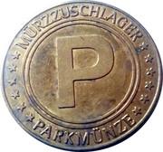 Parking Token - Mürzzuschlag – reverse
