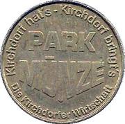 Parking Token - Stadt Kirchdorf an der Krems – reverse