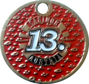 Shopping Cart Token - Casinos 13. Austria – obverse