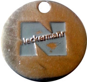 Shopping Cart Token - Neckermann – obverse