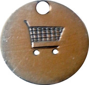 Shopping Cart Token - Neckermann – reverse