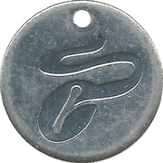 Shopping Cart Token - Tchibo Eduscho – obverse