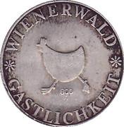 Token - Wienerwald Gastlichkeit – obverse