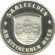 Token - Saalfelden am Steinernen Meer – reverse