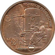 Token - Münze Österreich – obverse