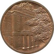 Token - Münze Österreich – reverse