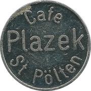 Token - Cafe Plazek St. Pölten – obverse