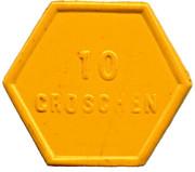 10 Groschen -  NAAFI – reverse