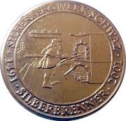 Token - Silberbergwerk Schwaz – reverse