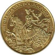 50 Bourgondier - Brugge – obverse