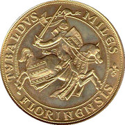50 Gros Tournois Florinois - Florennes (1300-1980) – obverse