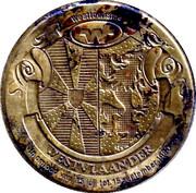 25 Westvlaander (9 coats of arms) – obverse