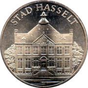 25 Hasaluth - Stad Hasselt – obverse