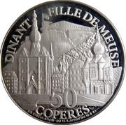 50 Coperes - Dinant – reverse