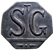 Méreau - St G – obverse