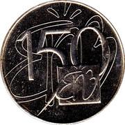Royal Belgian Mint Token – obverse