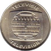 Token - Television – obverse