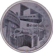 Token - Benelux – reverse