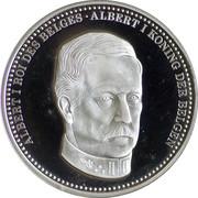 Token - Roi des Belges (Albert I) – obverse