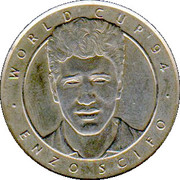 Token - Foot Magazine (World Cup'94 - Enzo Scifo) – obverse