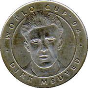 Token - Foot Magazine (World Cup'94 - Dirk Medved) – obverse