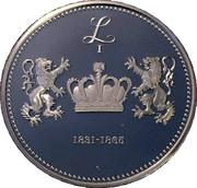 Token - Roi des Belges (Leopold I) – reverse