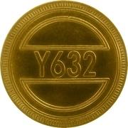Token - 555 / Y632 – obverse