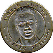 Token - Foot Magazine (World Cup'94 - Lorenzo Staelens) – obverse