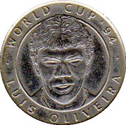 Token - Foot Magazine (World Cup'94 - Luis Oliveira) – obverse