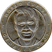 Token - Foot Magazine (World Cup'94 - Georges Grun) – obverse