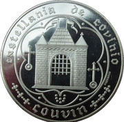 10 Patard - Couvin – obverse