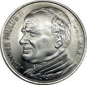 Token - Pope Joannes Paulus II in Brazil – obverse