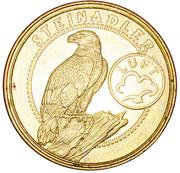 Token - WWF for kids (Golden Eagle) – obverse